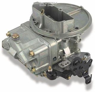 The Holly 350 Carburetor